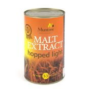 Muntons Hopped Light Extract