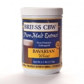 Briess Bavarian Wheat 3.3 lb Can