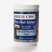 Briess Traditional Dark 3.3 lb Can
