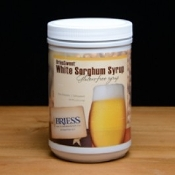 Briess BriesSweet™ White Sorghum Syrup 3.3 lb Can